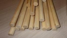 18 мм Деревянные палочки круглые Сосна