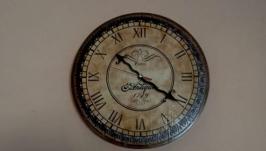 Дерев′яний годинник ′Antigues Paris′