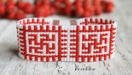 Браслет ′Славянские символы′
