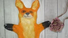 Іграшка-рукавичка ′ Лиска Патрикіївна′