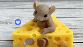 Натуральне мило Мишка