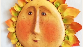 Панно: Солнце в дом!