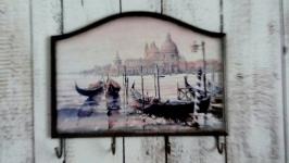 ключница-панно ′Венеция′