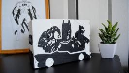 Карандашница Бэтмен