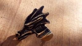 Кольцо Дракон (с корректировкой размера)
