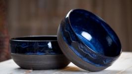 Тарелка Глубокая  из каменной керамики