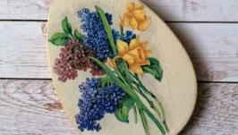 Магнит ′Весенний букет′