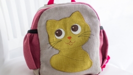 Backpack for children Cat