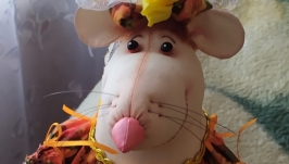 Крыса-Анфиса.