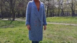 Вовняне пальто