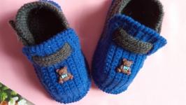 Пинетки - ботиночки