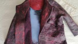 ВАляне пальто Сакура
