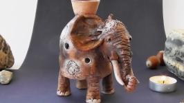 Аромалампа слон ароматерапія подарунок