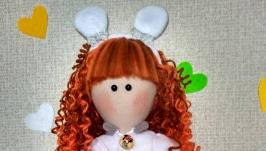 Куколка-зефирка