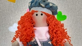 Куколка- зефирка