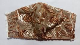 Защитная маска многоразового использования кружевная