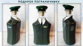 Оригинальный подарок пограничнику на день армии  день защитника Украины
