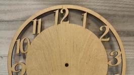 Часы заготовка