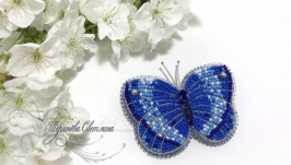 Brooch-butterfly