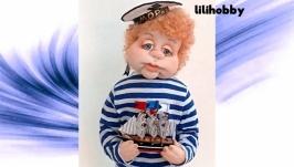 Морячок кукла