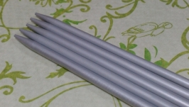 Спицы носочные d 3.0 алюминиевые