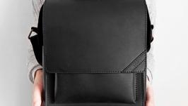Кожаная сумка Sm-0010