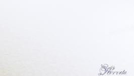 Фетр корейский белый