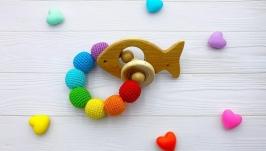 Можжевеловый грызунок Рыбка