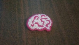 Brooch ′Brain′