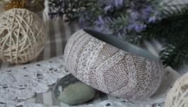Матовий дерев'яний браслет