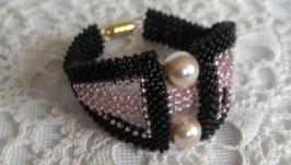 браслет ′Рожева перлина′