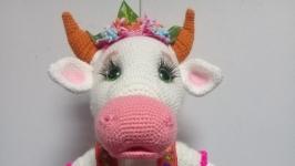 Коровка Глаша.