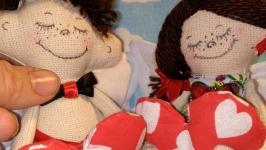 ангел подарунок на день валентина валентинки