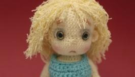 Кукла маленькая разбойница