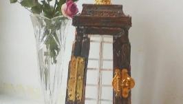 декоративный фонарик ′Корона′
