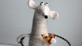 Мышь худеющая