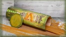 Короб для макаронних виробів