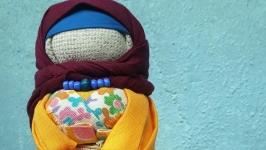 кукла мотанка Берегиня