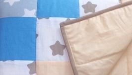Лоскутное одеяло  покрывало