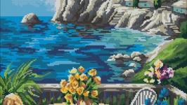 Схема ′На берегу моря′