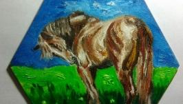 Картина ′В поле′