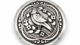 Кулон малый Жаворонок 1022