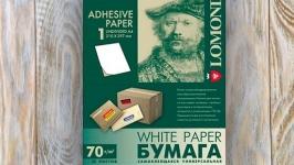 Самоклеящаяся бумага Ламонд