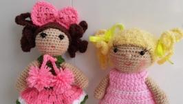Кукляшки Маша и Даша