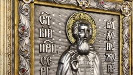Икона ′Святой Преподобный Сергий Радонежский′