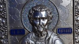 Икона ′Святой мученик Евгений′