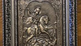 Икона ′Георгий Победоносец′ (средняя)