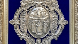 Икона ′Покрова Пресвятой Богородицы′