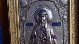 Икона ′Святая Равноапостольная княгиня Ольга′