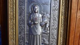 Икона ростовая ′Святая блаженная Матрона Московская′